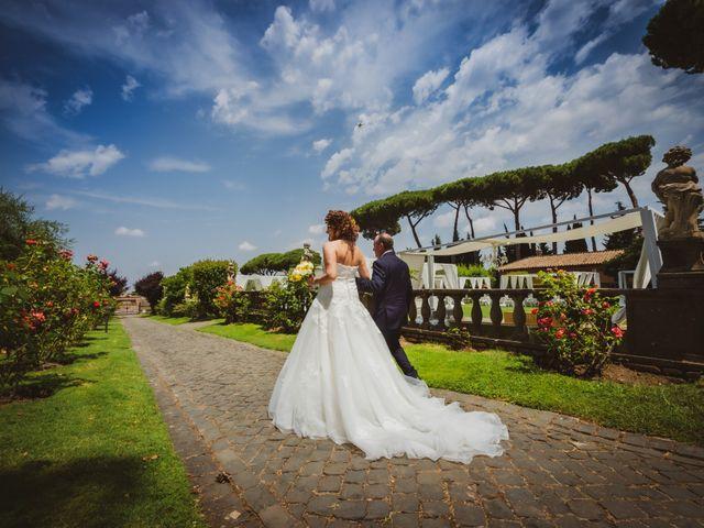 Il matrimonio di Marco e Sara a Roma, Roma 20