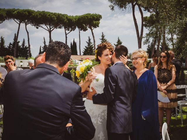 Il matrimonio di Marco e Sara a Roma, Roma 21