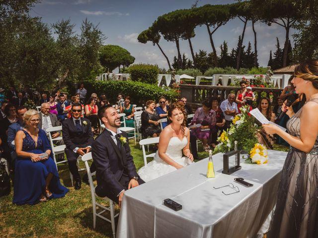 Il matrimonio di Marco e Sara a Roma, Roma 22