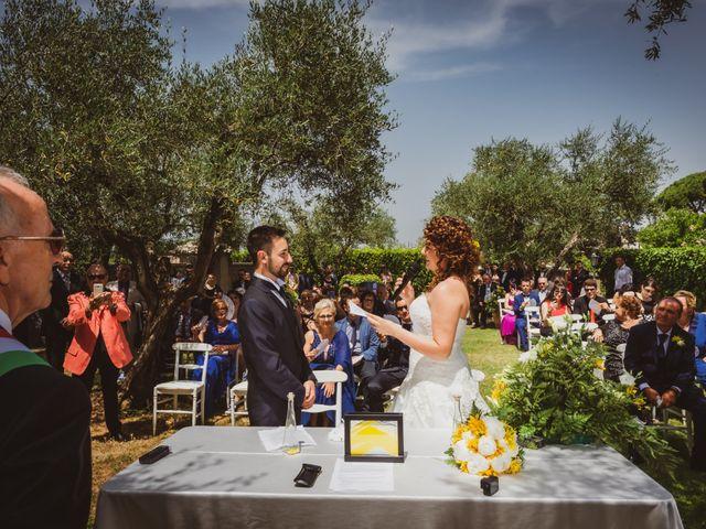 Il matrimonio di Marco e Sara a Roma, Roma 27