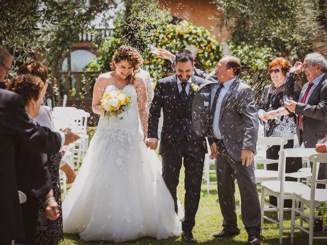 Il matrimonio di Marco e Sara a Roma, Roma 29