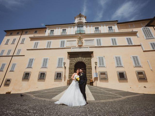 Il matrimonio di Marco e Sara a Roma, Roma 31