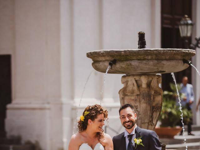 Il matrimonio di Marco e Sara a Roma, Roma 32