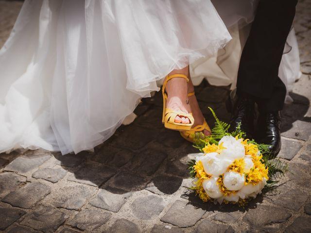 Il matrimonio di Marco e Sara a Roma, Roma 1