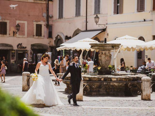 Il matrimonio di Marco e Sara a Roma, Roma 34