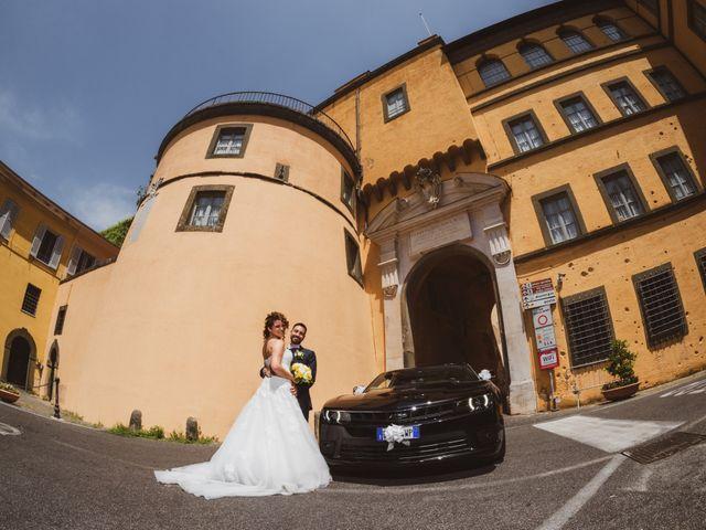 Il matrimonio di Marco e Sara a Roma, Roma 38