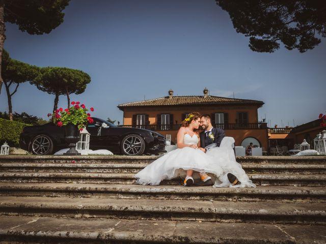 Il matrimonio di Marco e Sara a Roma, Roma 50