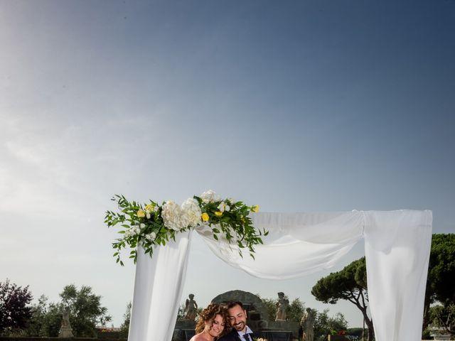 Il matrimonio di Marco e Sara a Roma, Roma 60