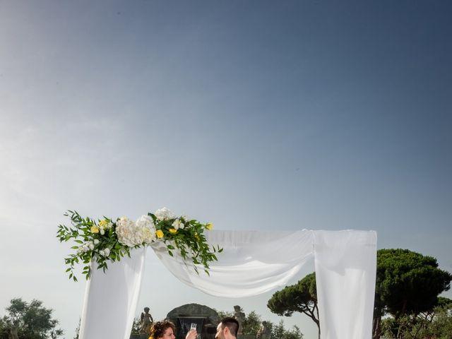 Il matrimonio di Marco e Sara a Roma, Roma 61