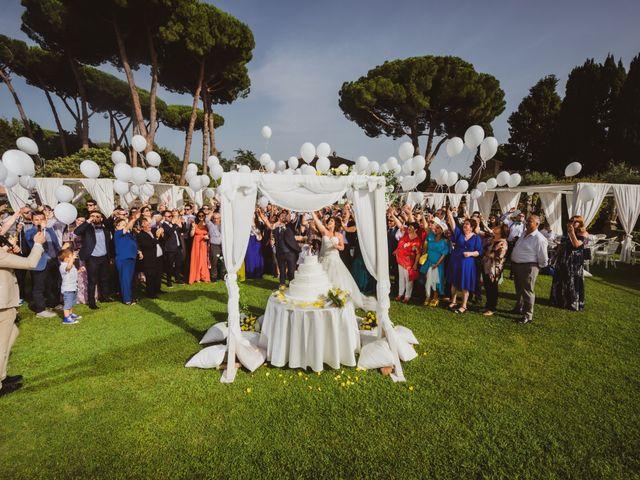 Il matrimonio di Marco e Sara a Roma, Roma 62