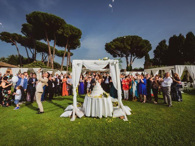 Il matrimonio di Marco e Sara a Roma, Roma 63