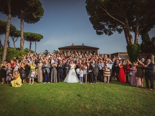 Il matrimonio di Marco e Sara a Roma, Roma 64