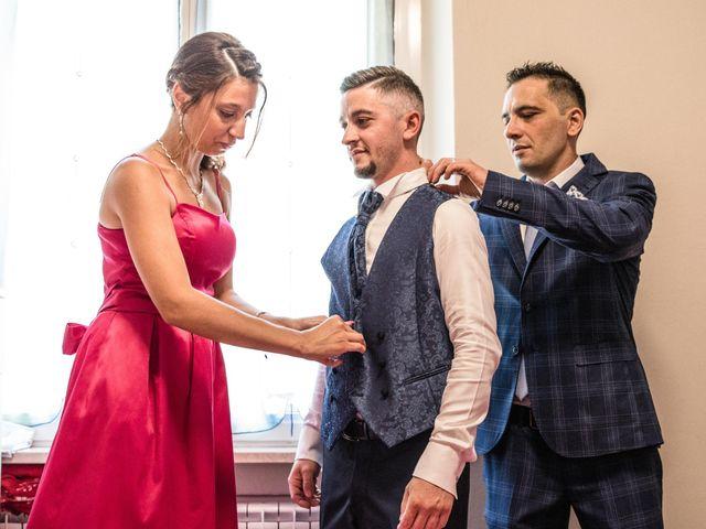 Il matrimonio di Marco e Daniela a Gaggiano, Milano 9
