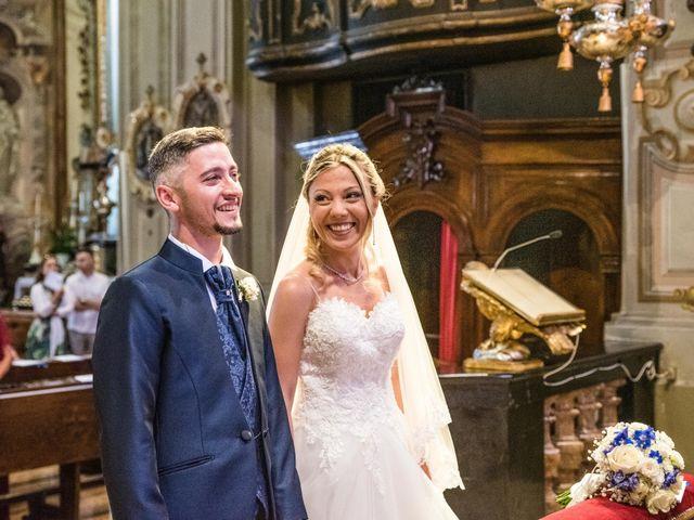 Il matrimonio di Marco e Daniela a Gaggiano, Milano 20