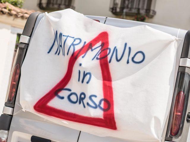 Il matrimonio di Marco e Daniela a Gaggiano, Milano 22