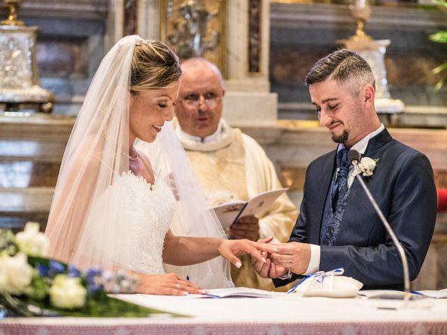 Il matrimonio di Marco e Daniela a Gaggiano, Milano 23