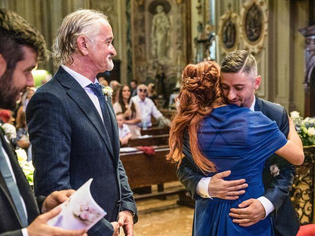 Il matrimonio di Marco e Daniela a Gaggiano, Milano 25