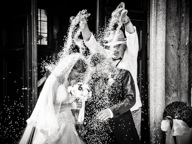 Il matrimonio di Marco e Daniela a Gaggiano, Milano 28