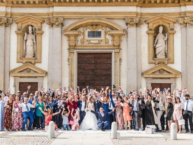Il matrimonio di Marco e Daniela a Gaggiano, Milano 30