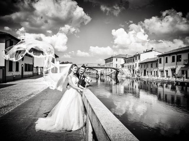 Il matrimonio di Marco e Daniela a Gaggiano, Milano 1