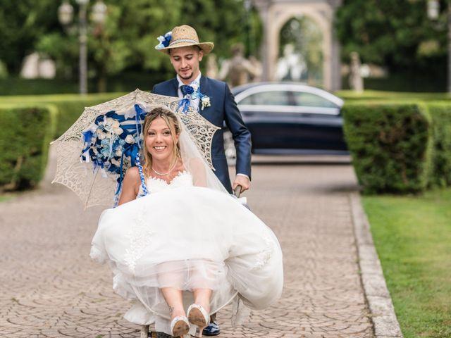 Il matrimonio di Marco e Daniela a Gaggiano, Milano 31