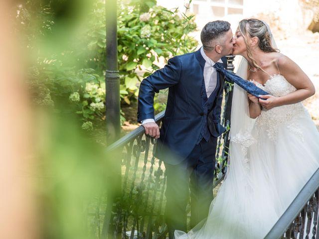 Il matrimonio di Marco e Daniela a Gaggiano, Milano 34