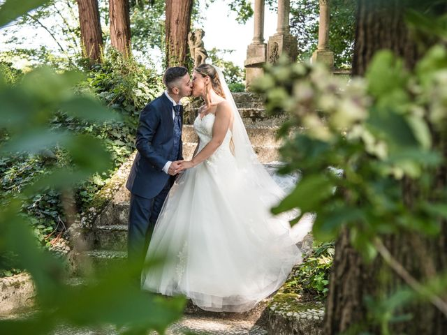 Il matrimonio di Marco e Daniela a Gaggiano, Milano 42