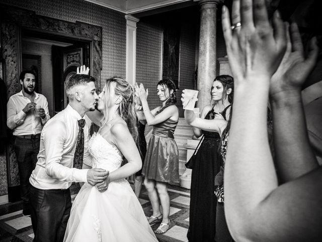 Il matrimonio di Marco e Daniela a Gaggiano, Milano 46