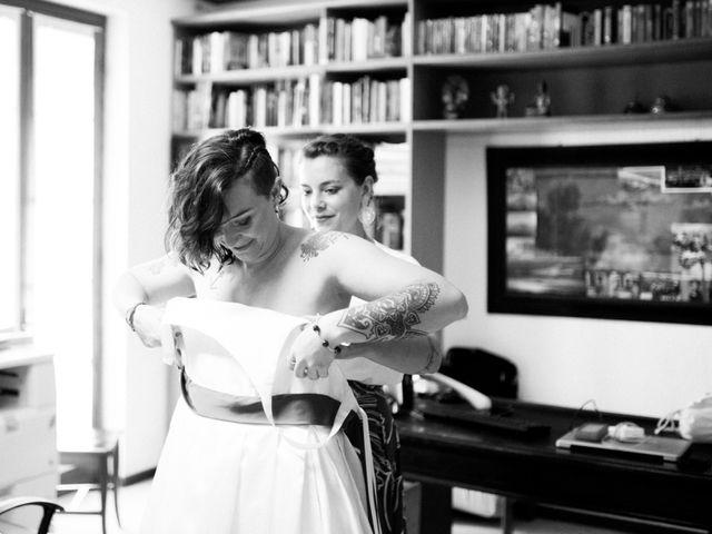 Il matrimonio di Taglia e Vera a Gombito, Cremona 20