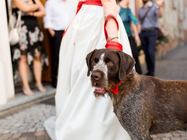 Il matrimonio di Taglia e Vera a Gombito, Cremona 31
