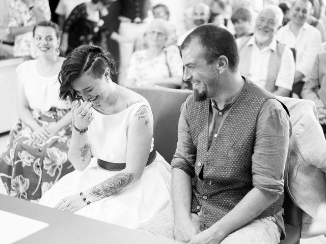 Il matrimonio di Taglia e Vera a Gombito, Cremona 35
