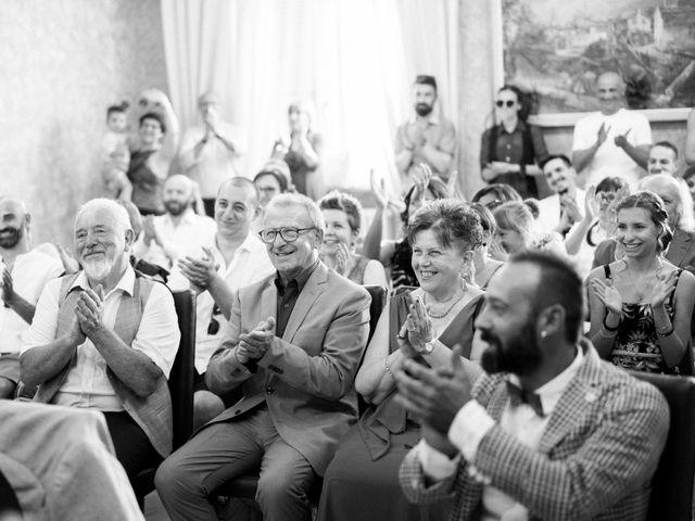 Il matrimonio di Taglia e Vera a Gombito, Cremona 39