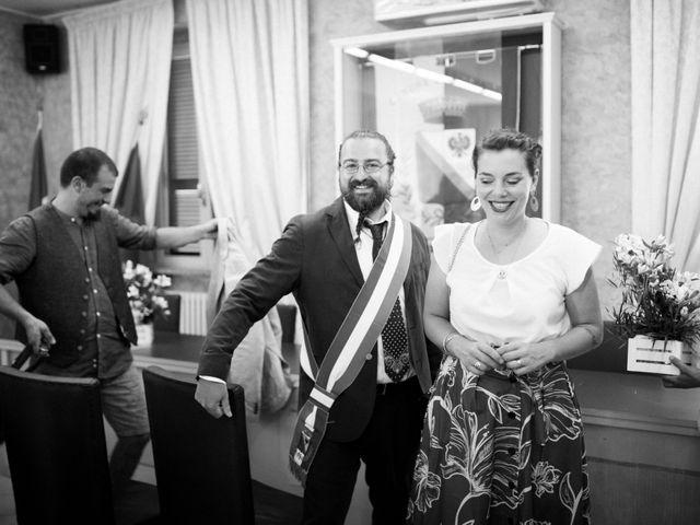 Il matrimonio di Taglia e Vera a Gombito, Cremona 44