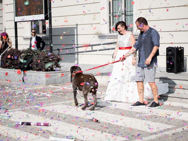 Il matrimonio di Taglia e Vera a Gombito, Cremona 48