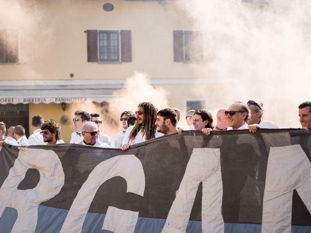 Il matrimonio di Taglia e Vera a Gombito, Cremona 49