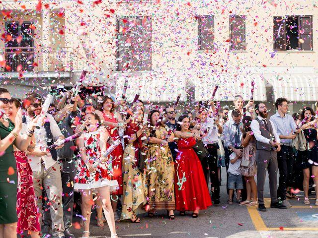 Il matrimonio di Taglia e Vera a Gombito, Cremona 50