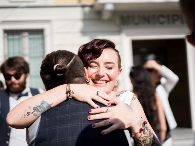 Il matrimonio di Taglia e Vera a Gombito, Cremona 56