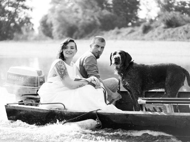 Il matrimonio di Taglia e Vera a Gombito, Cremona 63