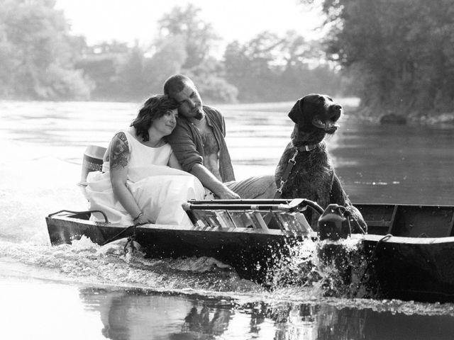 Le nozze di Vera e Taglia