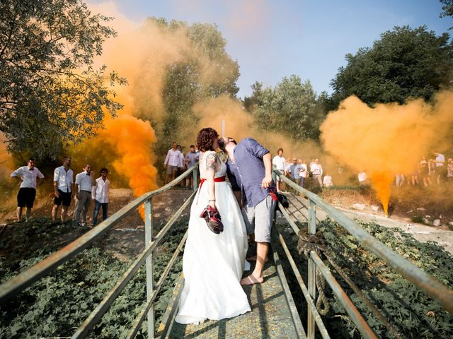 Il matrimonio di Taglia e Vera a Gombito, Cremona 69