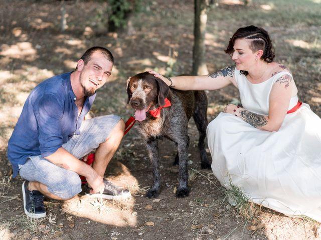 Il matrimonio di Taglia e Vera a Gombito, Cremona 76