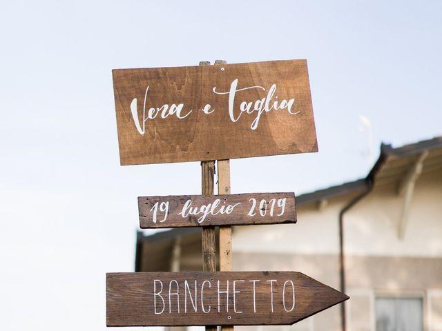 Il matrimonio di Taglia e Vera a Gombito, Cremona 79