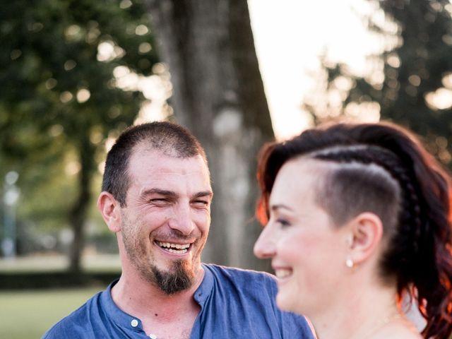 Il matrimonio di Taglia e Vera a Gombito, Cremona 108