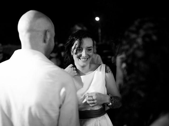 Il matrimonio di Taglia e Vera a Gombito, Cremona 140