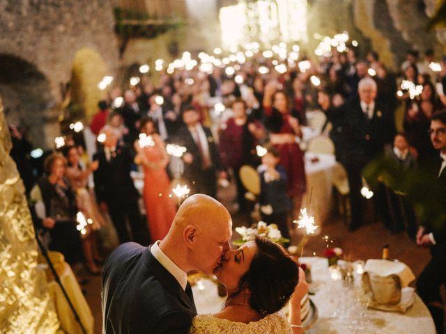 Le nozze di Renato e Cecilia