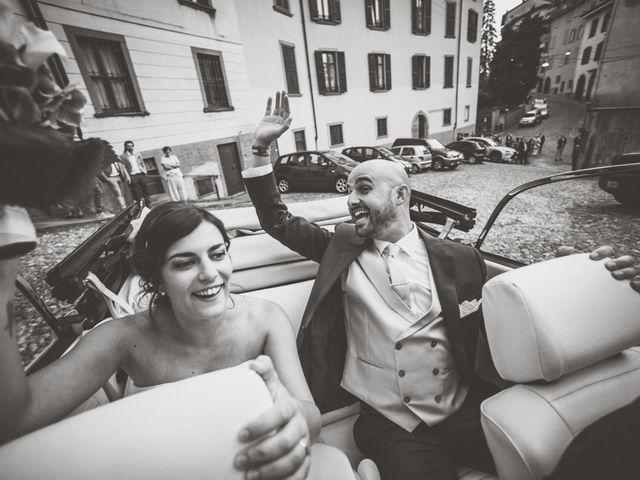 Il matrimonio di Stefano e Roberta a Bergamo, Bergamo 61