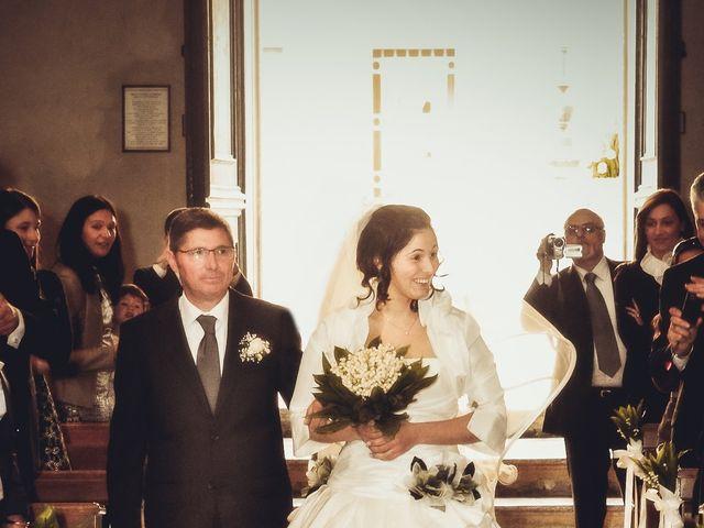 Il matrimonio di Marco e Laura a Asolo, Treviso 11