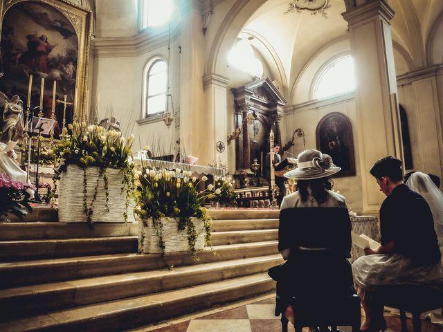 Il matrimonio di Marco e Laura a Asolo, Treviso 14