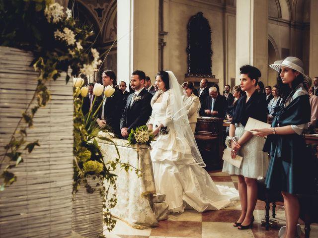 Il matrimonio di Marco e Laura a Asolo, Treviso 16