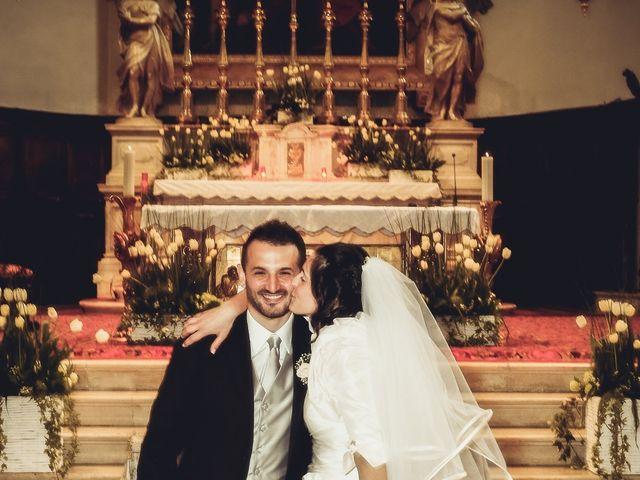 Il matrimonio di Marco e Laura a Asolo, Treviso 17